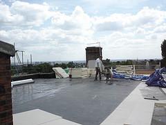 Flat Roof Repair Service in Allerton