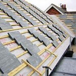 Quality Roof Slate Work in Rainford