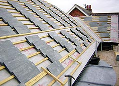 Converting From A Flat To Pitch Roof In Fazakerley