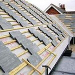 Pitched roof repairs in Crosby